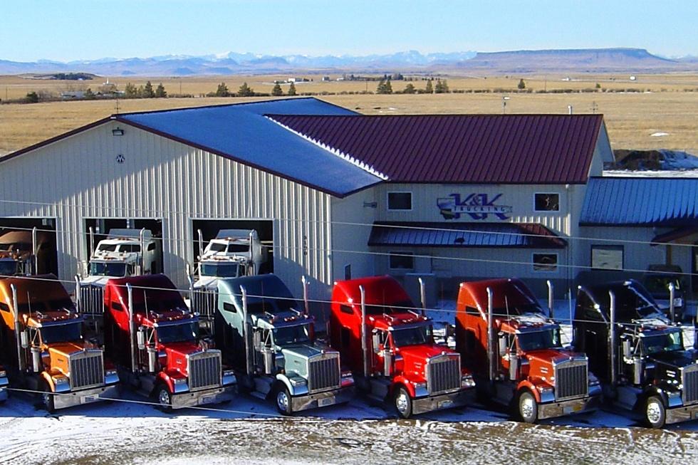 K And K Auto >> K K Trucking Inc Great Falls Montana